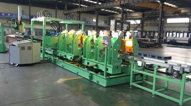 China Refrigerator Door Panel Forming Line / Durable Automated Assembly System leverancier